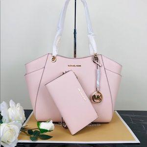 Michael Kors Shoulder Bag SET Powder Blush